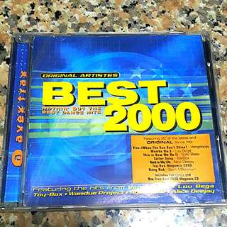 Best 2000 ( cd audio )