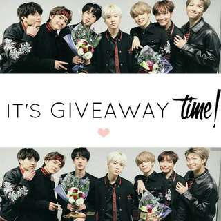 Joint BTS Giveaway by @seoltang_25 & @chocochip2u