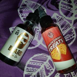 Liquid vape (2pcs)
