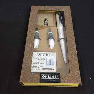 ONLINE fountain pen set