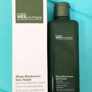 Mega Mushroom Skinn Relif Soothing Treatment Lotion