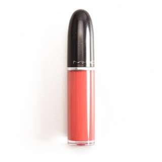 Mac Rich and restless matte liquid lipstick