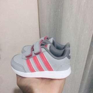 ORIGINAL grey Adidas (made in indonesia)