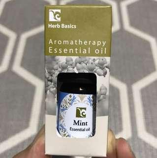 Herb Basics Mint Essential Oil