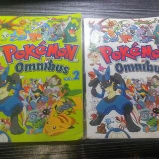 Pokemon omnibus (guide) book