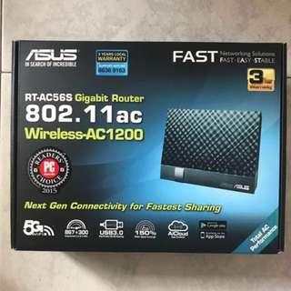 Asus RT-AC56S Wifi Gigabit Router