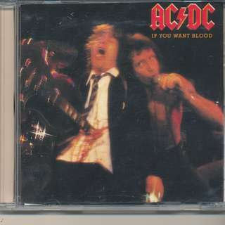 AC/DC - If You Want Blood You've Got It (AUDIO CD) MADE IN GERMANY [z3]