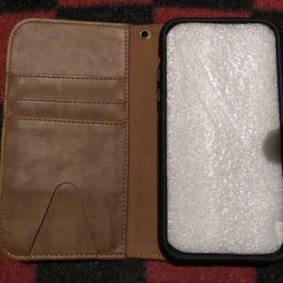 Iphone X case wallet