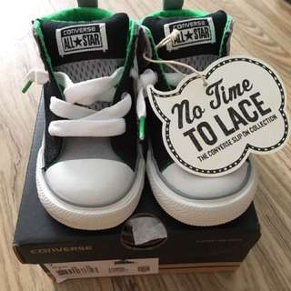Brand New Authentic Babies/Todds Converse Shoes