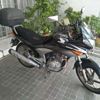 Honda CBF 150; CB 150