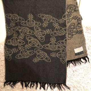 viviennewestwood雙面頸巾
