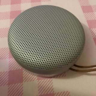 B&O Beoplay A1 Bluetooth Speakers