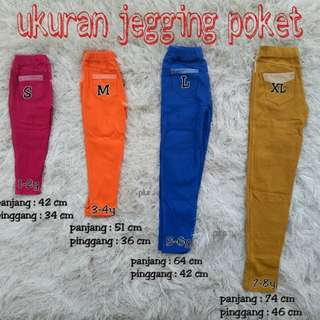 Softjean jegging