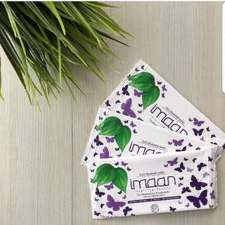 IMAAN SUCI FACIAL WIPES