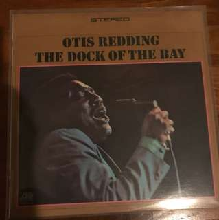 Audiophile Japan Pressing Otis Redding - The Dock of The Bay