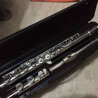 Flute - used once or twice only.