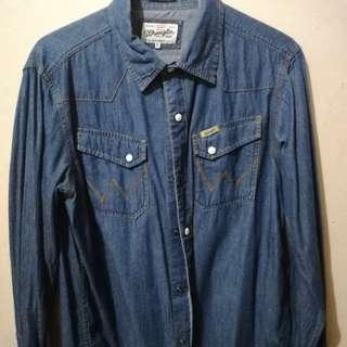 Wrangler button up shirt 7icon
