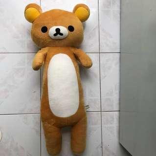 RILAKKUMA 56cm plush toy