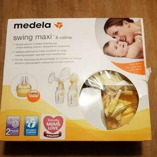 Medela Breastpump swing maxi & calma