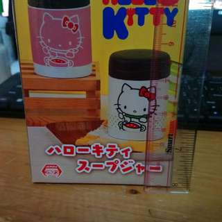 Hello kitty 湯杯 粉紅