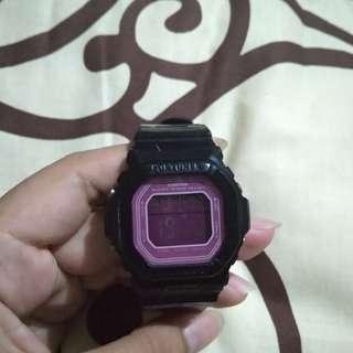 Jam tangan fortuner hitam wanita
