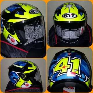 KYT helmet for sale
