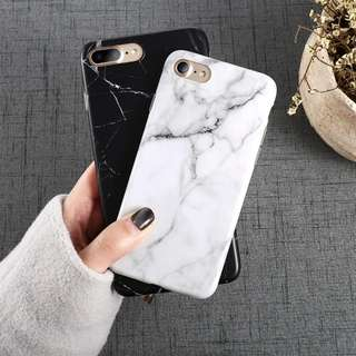 -INSTOCK- Apple iPhone 7/8 marble case