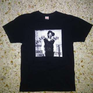 Supreme Wackie's Horace Andy Size M