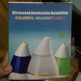 Ultrasound Atomization Humidifier