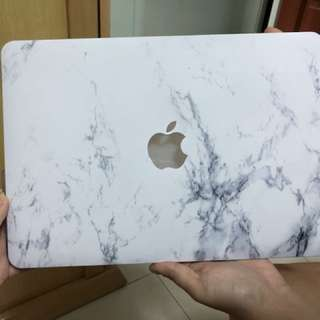 "Macbook Cover Marble Design 13"" Retina"