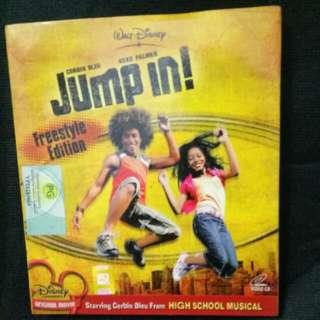Jump in-walt disney