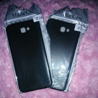 Case black mate samsung j7 Prime