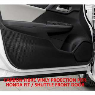 Honda Fit / Shuttle Door Side Protection.