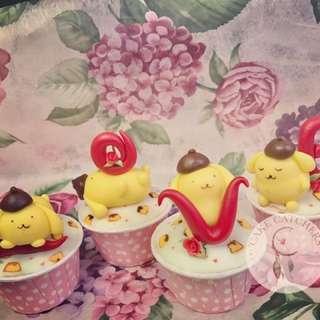 3d造型cupcake