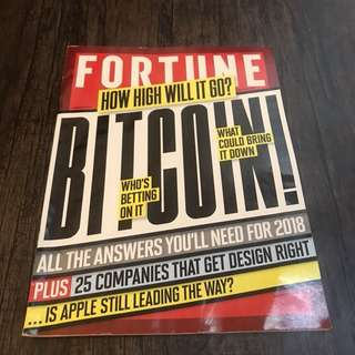 Fortune Business Magazine January 2018