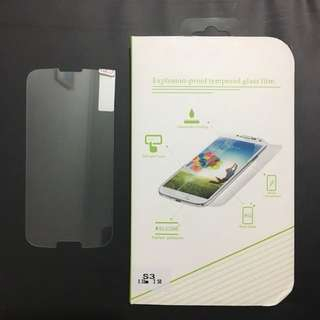 Samsung S3 - 9H Tempered Glass Screen Protector