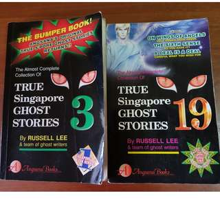 true singapore ghost stories book 3 and 19