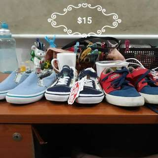 6-7 Years Old Boys Shoes.
