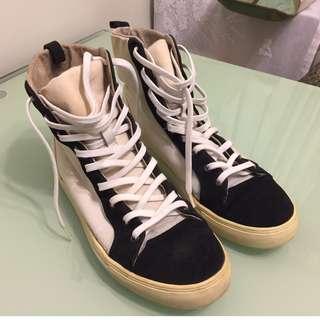 Coming Soon 高筒sneaker
