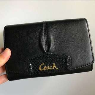 Coach wallet purse 短銀包 散紙包