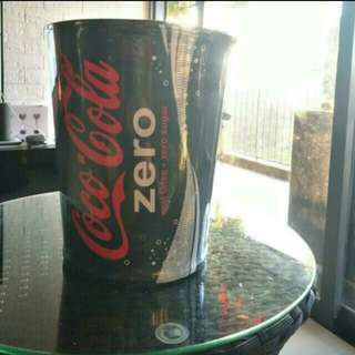 Cola Cola bin