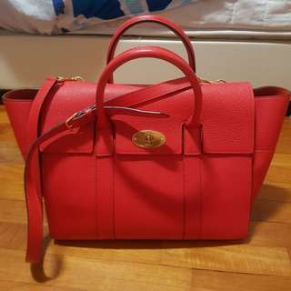 Mulberry Red Bayswater **CNY BEST BUY***