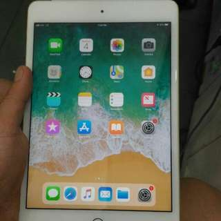 Ipad Mini 4 32gb Cell+Wifi retina display super duper mulus full ori