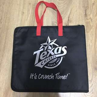 Cooler bag - Texas Chicken