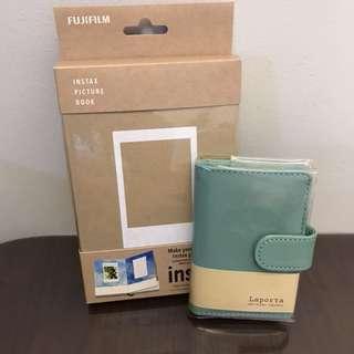 Polaroid picture book & pocket album
