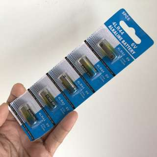 4LR44 battery alkaline for ae1 a1 ae1p toys