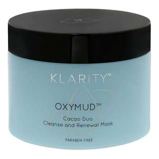 Klarity Oxymud - Cacao Cleanse & Renewal Mask