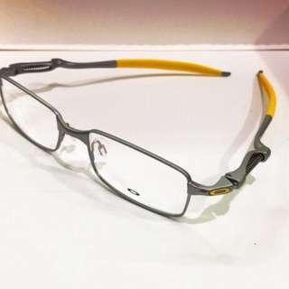 Oakley eyeglass coilover
