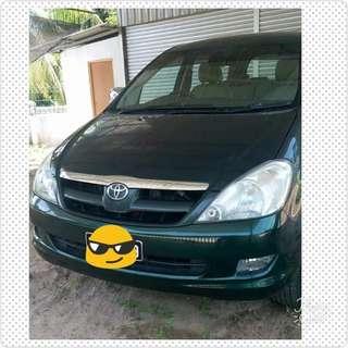 Toyota Innova 2.0 (M)