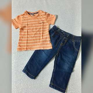 T-shirt & Pants Set (baby boy)